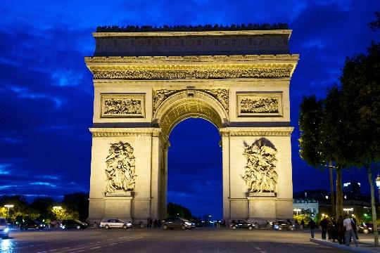 Париж след 2 дни