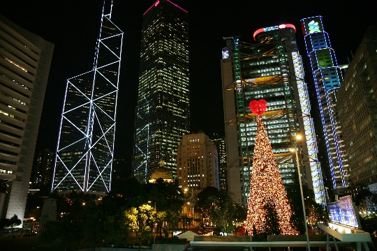 Hong Kong Christmas