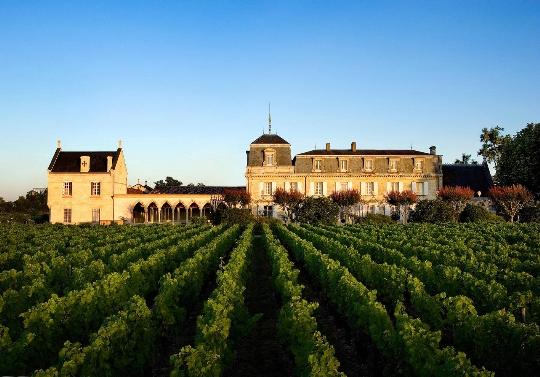 Buitenwijken van Bordeaux