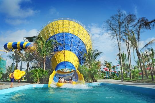 Waterparken in Nha Trang