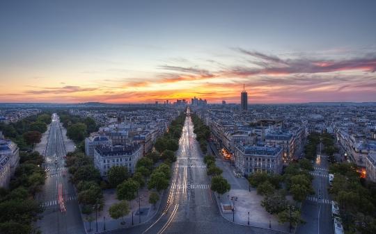 Pariisin kadut
