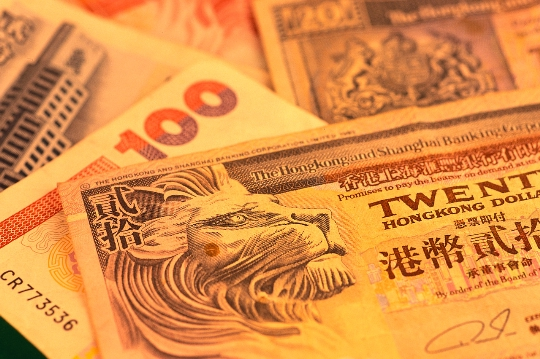 Hong Kong-valuta