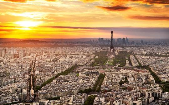 Pariisin kaupunginosat