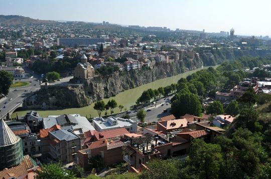 Georgian joet