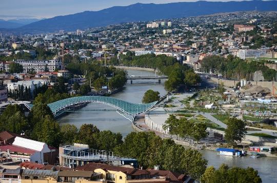 Tbilisi districten