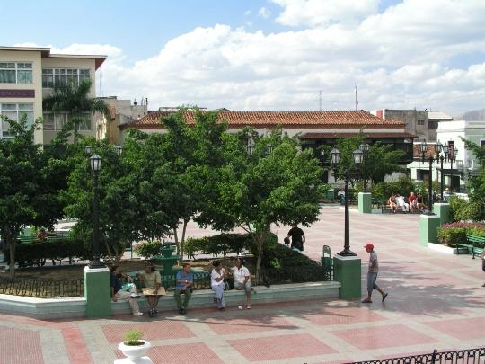 Straten van Santiago de Cuba