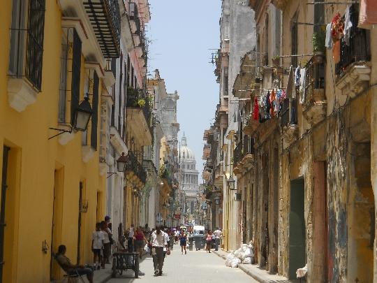 Havannan kadut