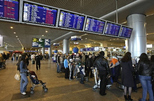 Venäjän lentokentät