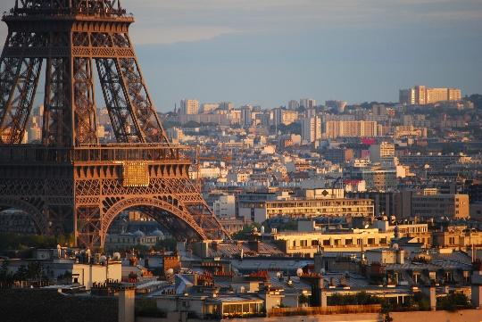Parijs is de hoofdstad van Frankrijk