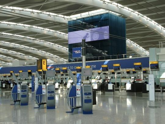 Luchthavens in Frankrijk
