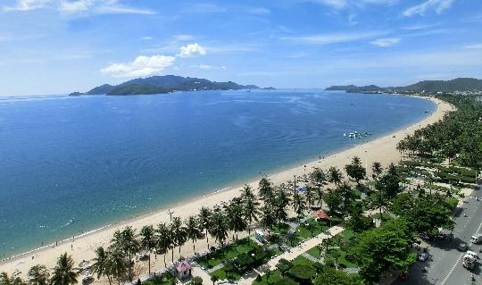 Nha Trang-gebieden