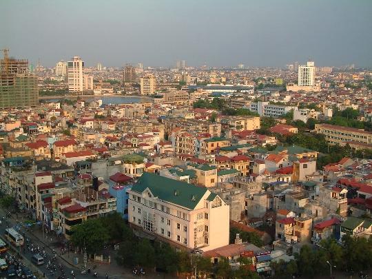 Straten van Hanoi