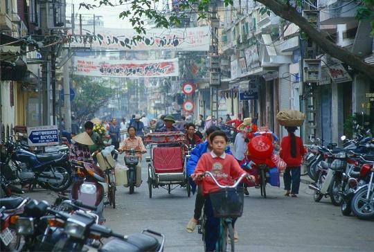 Hanoin kadut