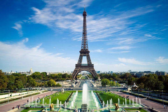 Observatiedekken van Parijs