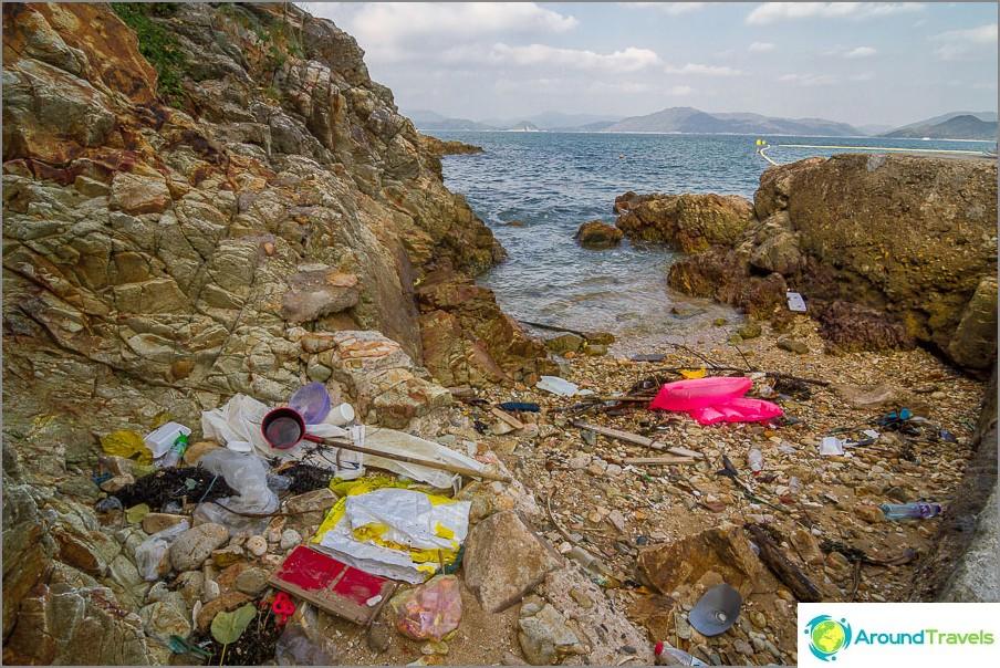 Hopeaketjuinen ranta Hong Kong (14)