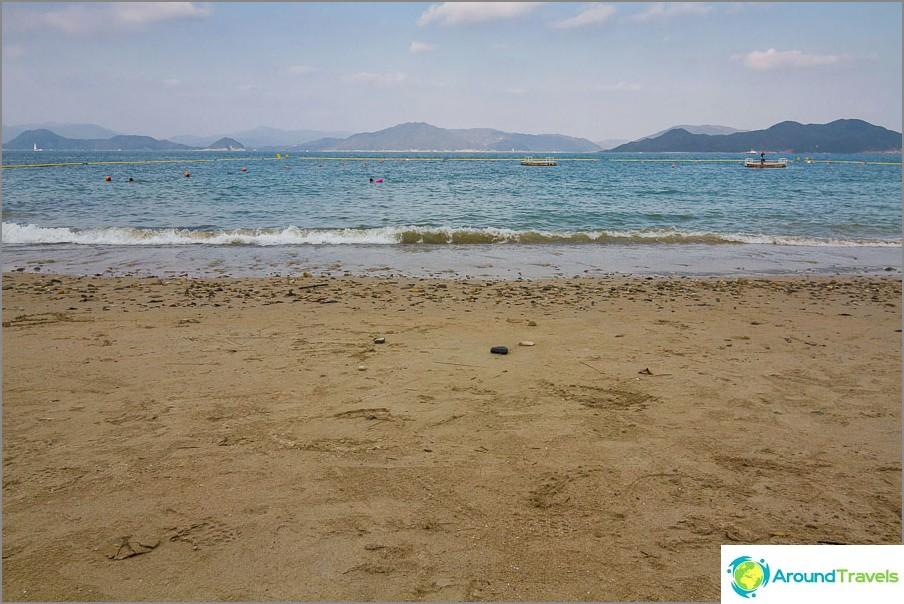 Voinko uida Hong Kongissa