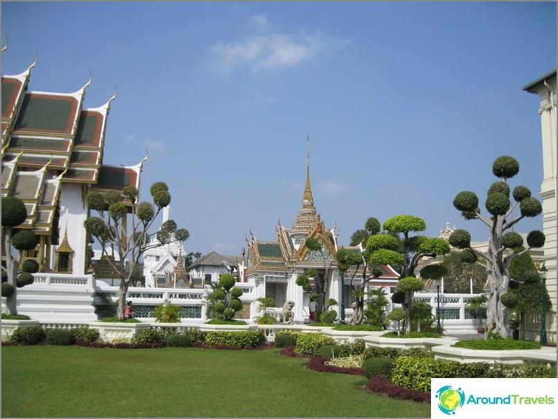 Bangkokin temppelit