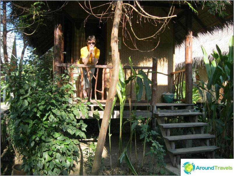 Bungalow taloa Pai