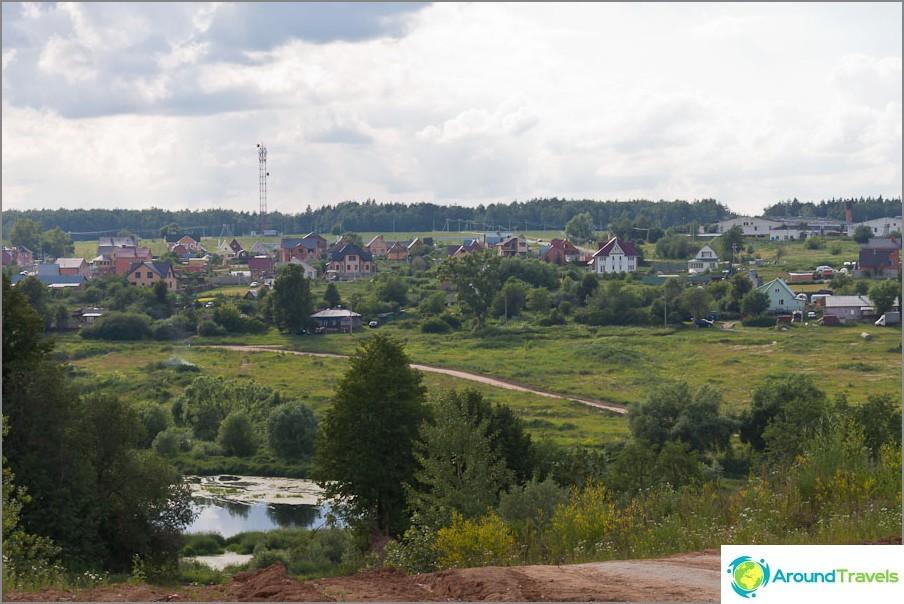 Viehättäviä paikkoja lähellä Gidrostroyn kylää