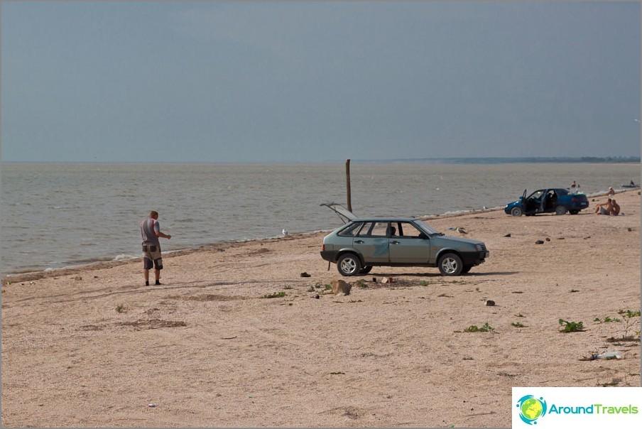 Плаж в Ясенски прелез