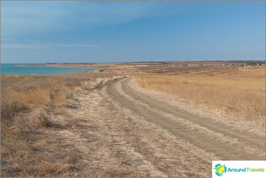 Път, море, степи