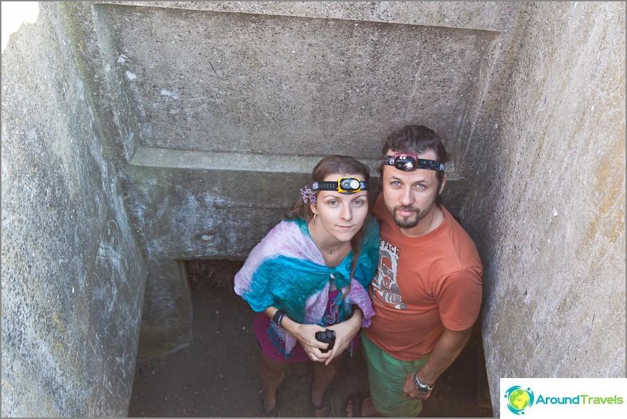 Бяхме хвърлени в кладенеца и не искаме да се качим