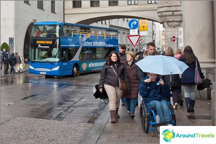 Vammainen kaduilla