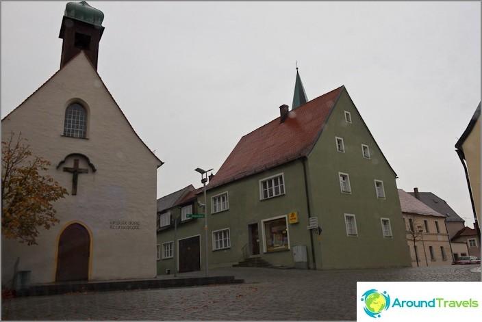 Pienet kaupungit Saksa