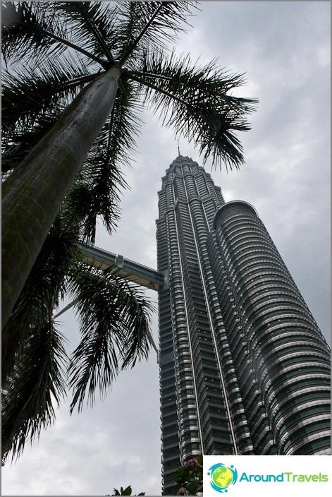 Petronasin tornit