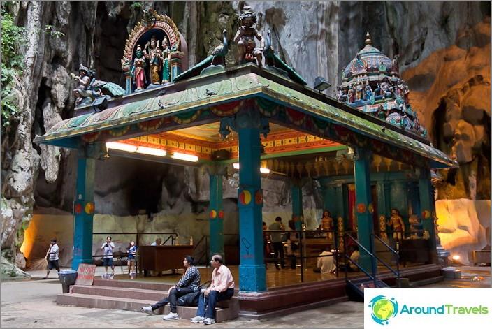 Пещерите Бату - какво има вътре