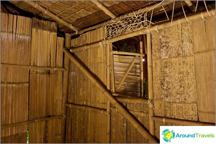 Kulttuurikylä - Bambu talo