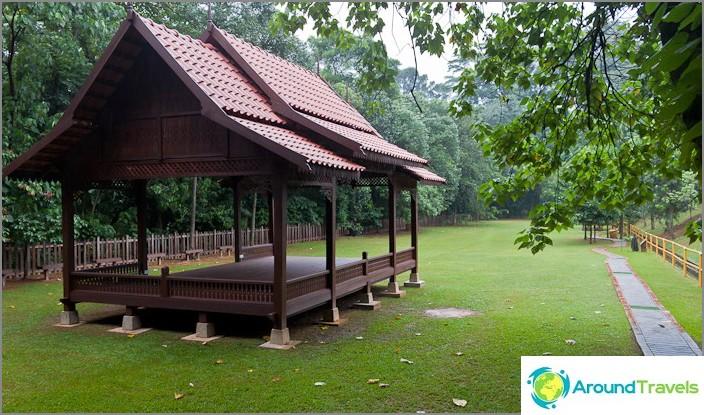Bukit Nanas -puisto