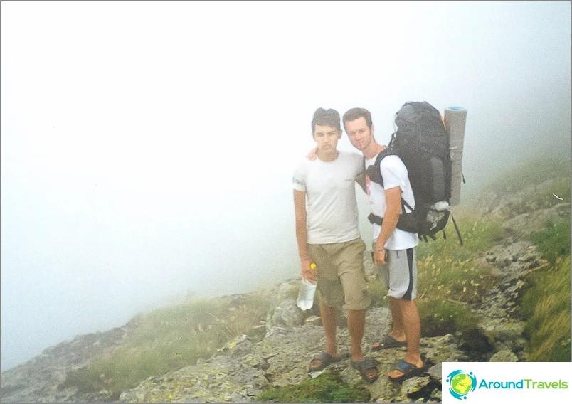 На надморска височина от 1500 метра - студено е