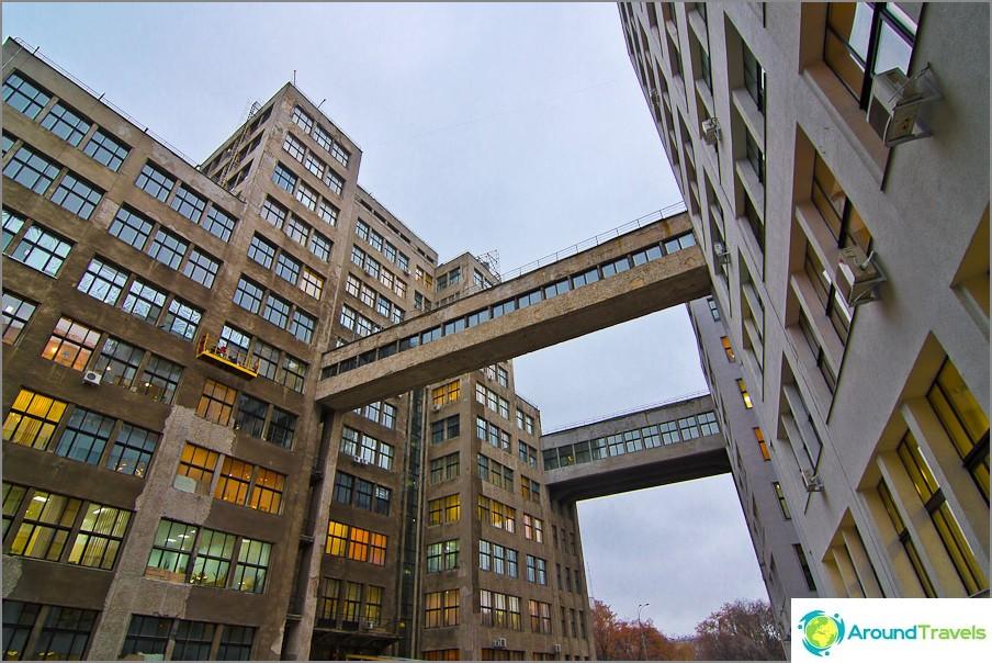 Госпром - паметник на архитектурата