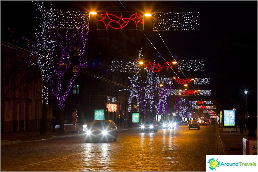 Вечер Харков