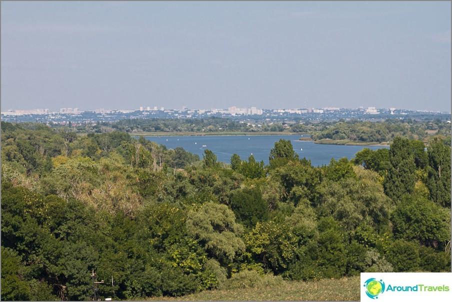 Rostov-on-Don on näkyvissä horisontissa
