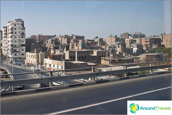 Kairo. Egypti.