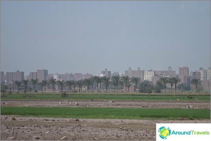 Kairo-valokuva. Egypti.