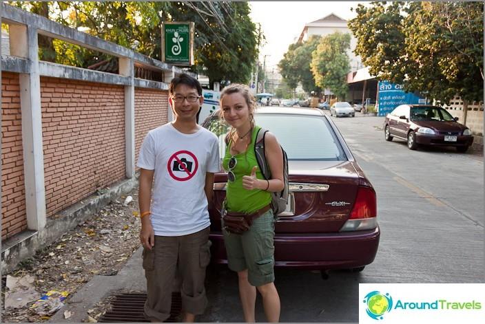 Retkeily Thaimaassa