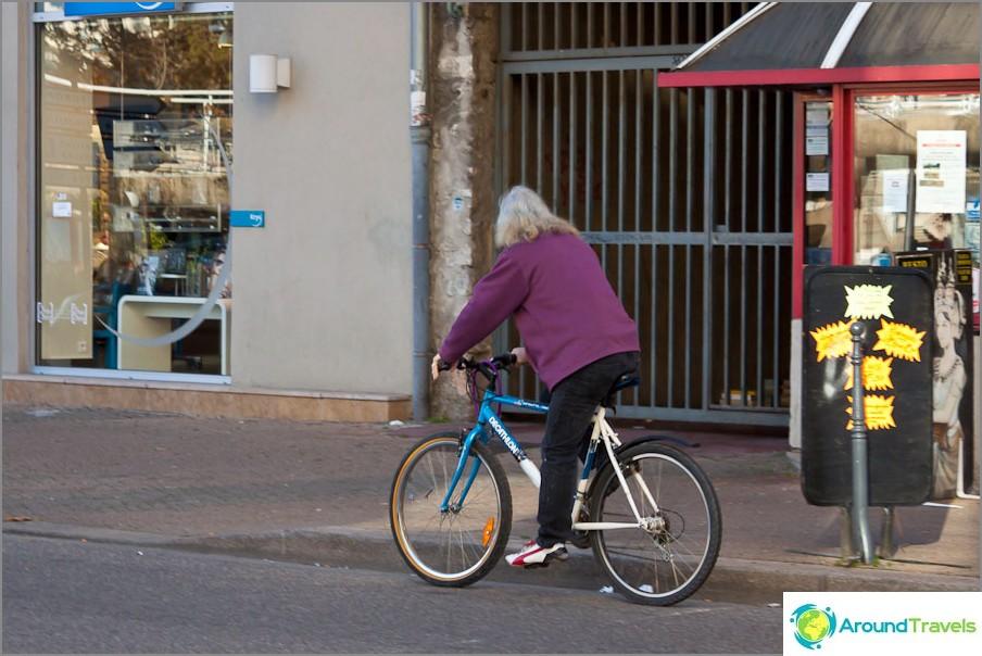 По-старото поколение във Франция