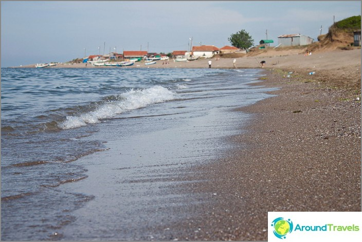 Semester på Svarta havet i Turkiet. Karasu.