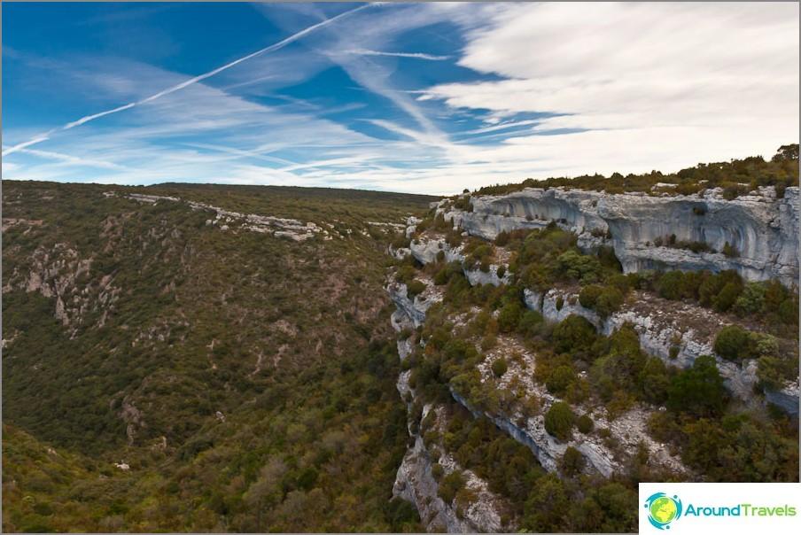 Франция Пътища - Пейзажи