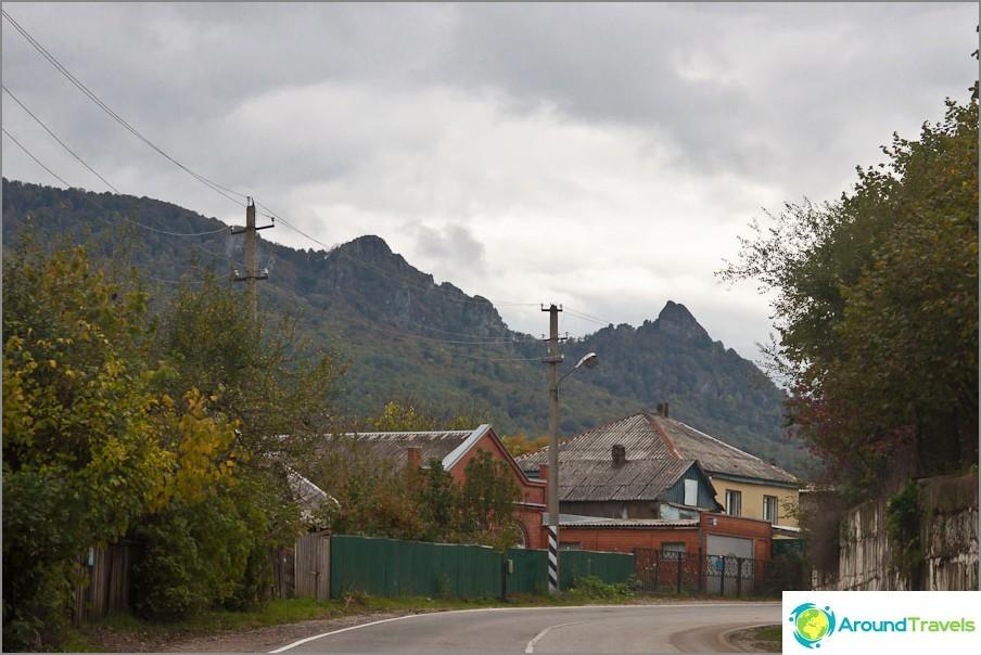 Turkki kylä
