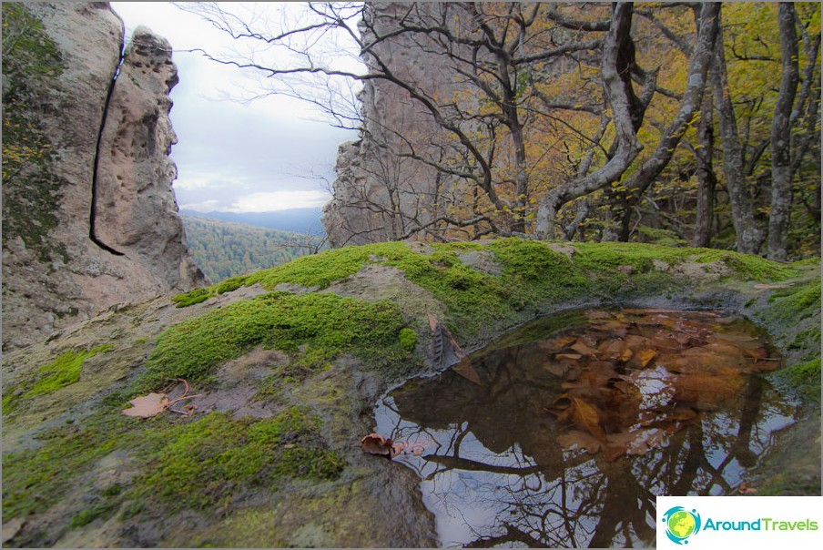 Kiipeily Turkin kallioilla