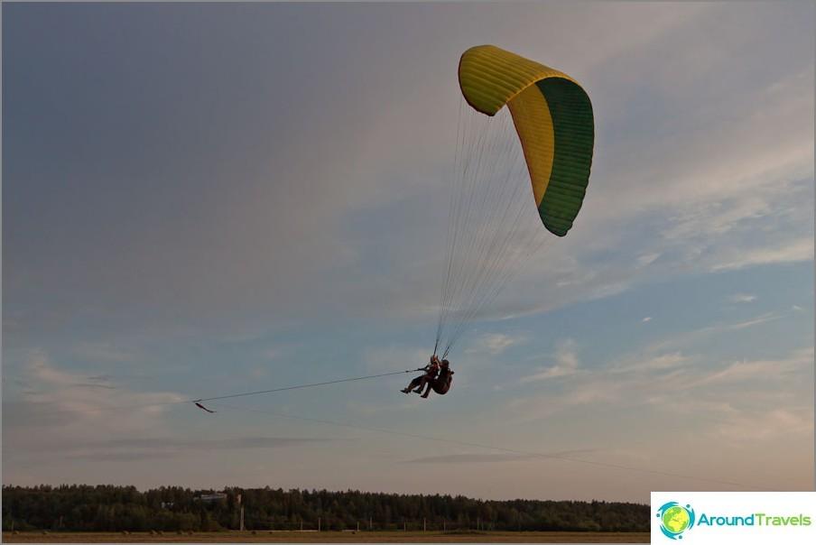 Paralotniarstwo zaczyna się!