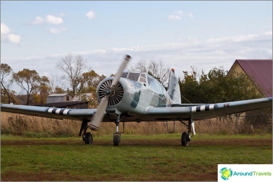 Самолет Як 18T