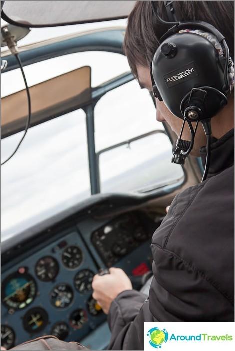 Просто истински пилот
