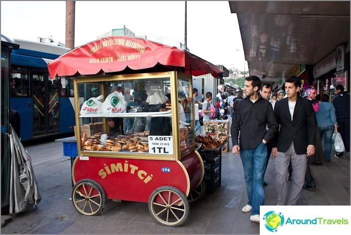 Ankara on bagelien pääkaupunki.