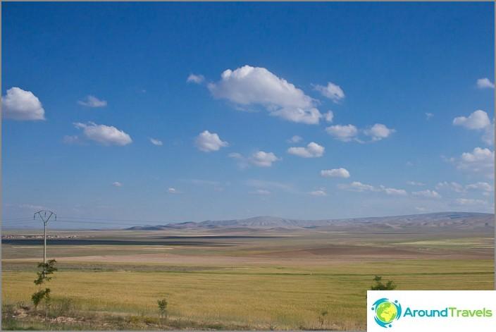 Централна Турция