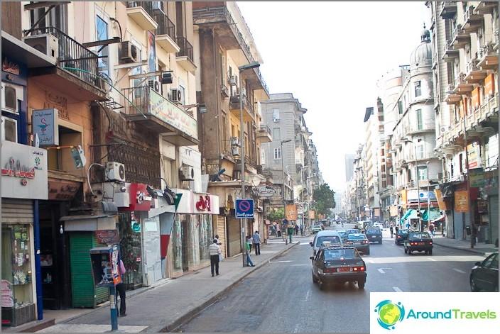 Egypti. Kairo. Kaduilla.